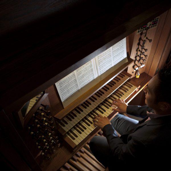 James Flores Organist